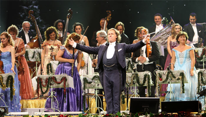 10th Concert Andr 233 Rieu Maastricht 2014 Things To See